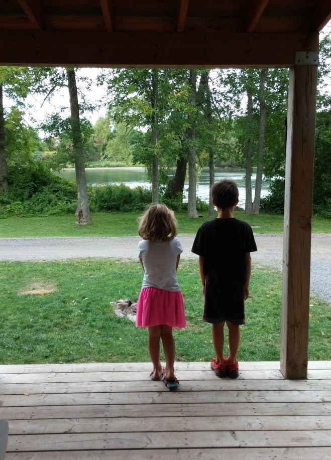 camping in parks of the st lawrence