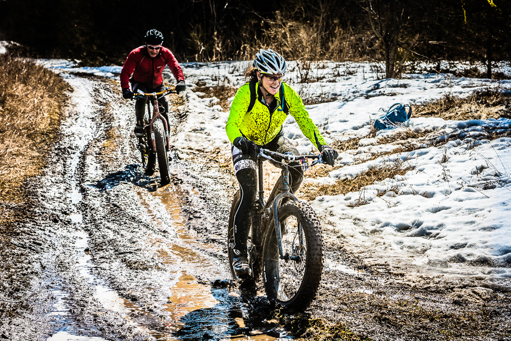 Winter fat biking: the gear you need and the trails to ...