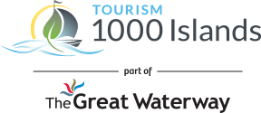Gananoque 1000 Islands Logo