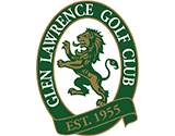 Glen Lawrence Golf Club Logo