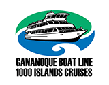 Gananoque Boat Line 1000 Islands Cruises Logo