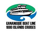Gananoque Boat Line 1000 Islands Cruises Logo