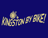 Kingston by Bike! Logo
