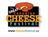 The Great Canadian Cheese Festival Logo