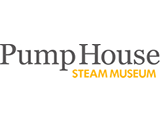 Pump House Steam Museum Logo