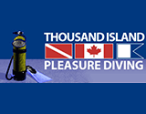Thousand Island Pleasure Diving Logo