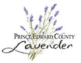 Prince Edward County Lavender Farms and B&B Logo