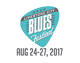 Limestone City Blues Festival Logo