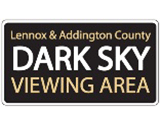 L&A Dark Sky Viewing Area Logo