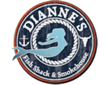 Dianne's Fish Shack & Smokehouse Logo