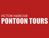 Picton Harbour Pontoon Tours Logo