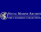 Naval Marine Archive: The Canadian Collection Logo