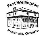 Fort Wellington National Historic Site of Canada Logo