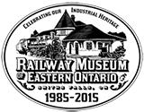 Railway Museum of Eastern Ontario Logo