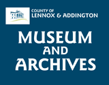L&A County Museum & Archives Logo