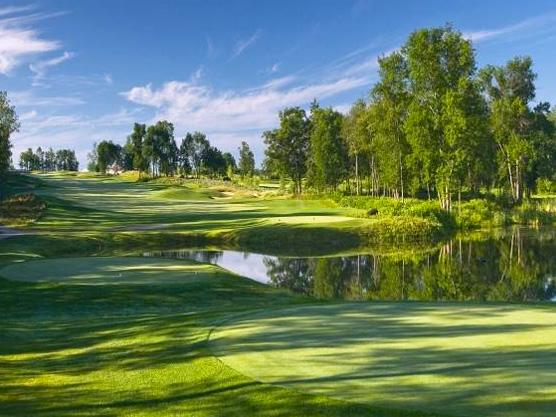 Trillium Wood Golf Course