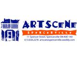 ArtScene Spencerville Logo