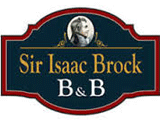 Sir Isaac Brock B&B Logo