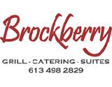 Brockberry Grill & Suites Logo