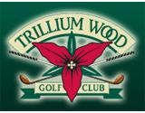 Trillium Wood Golf Club Logo