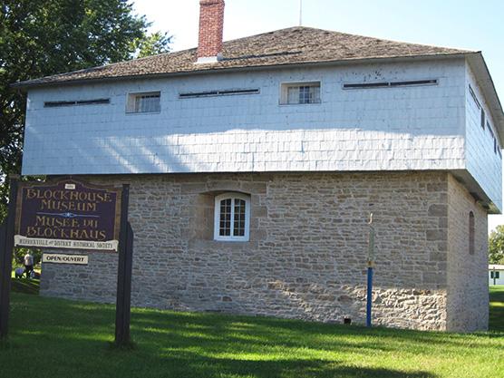 Blockhouse Museum