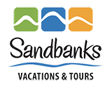 Sandbanks Vacations & Tours Logo
