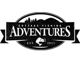 Cottage Fishing Adventures Logo
