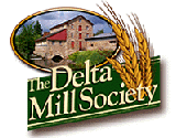 Old Stone Mill National Historic Site Logo