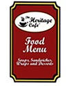 Heritage Cafe Logo