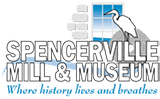The Spencerville Mill & Museum Logo