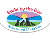 Barks By The Bay Canine Festival/Trade Show Logo