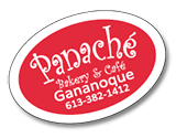 Panaché Bakery & Café Logo