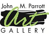 John M. Parrott Art Gallery Logo