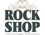 ROX Rock Shop Logo