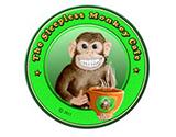 The Sleepless Monkey Café Logo