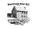 Martintown Grist Mill Logo