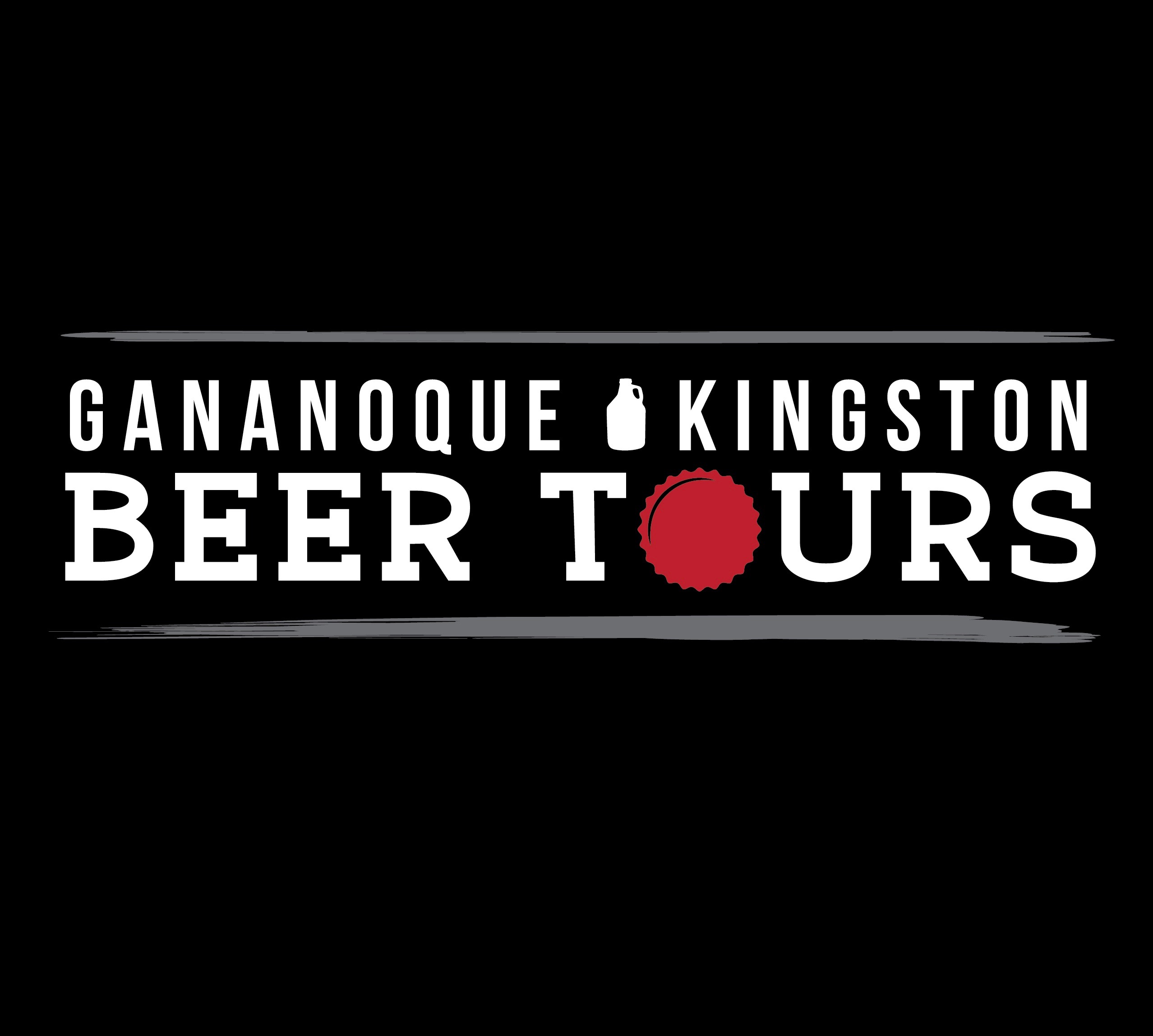 Kingston Gananoque Beer Tours Logo