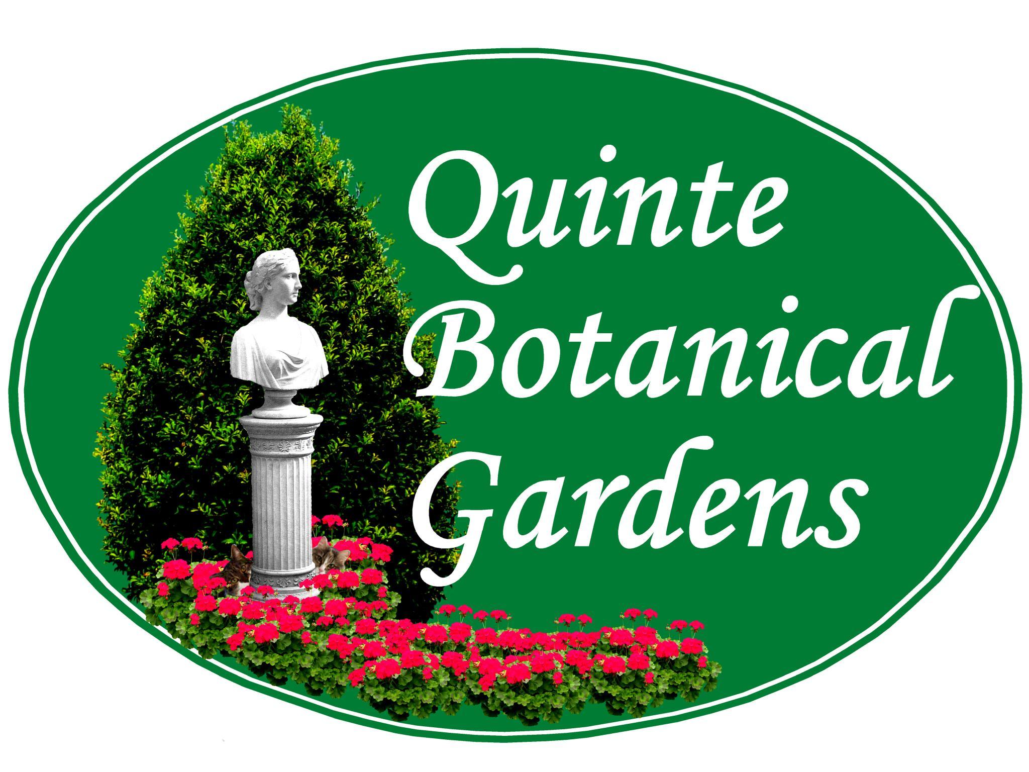 Quinte Botanical Gardens Logo