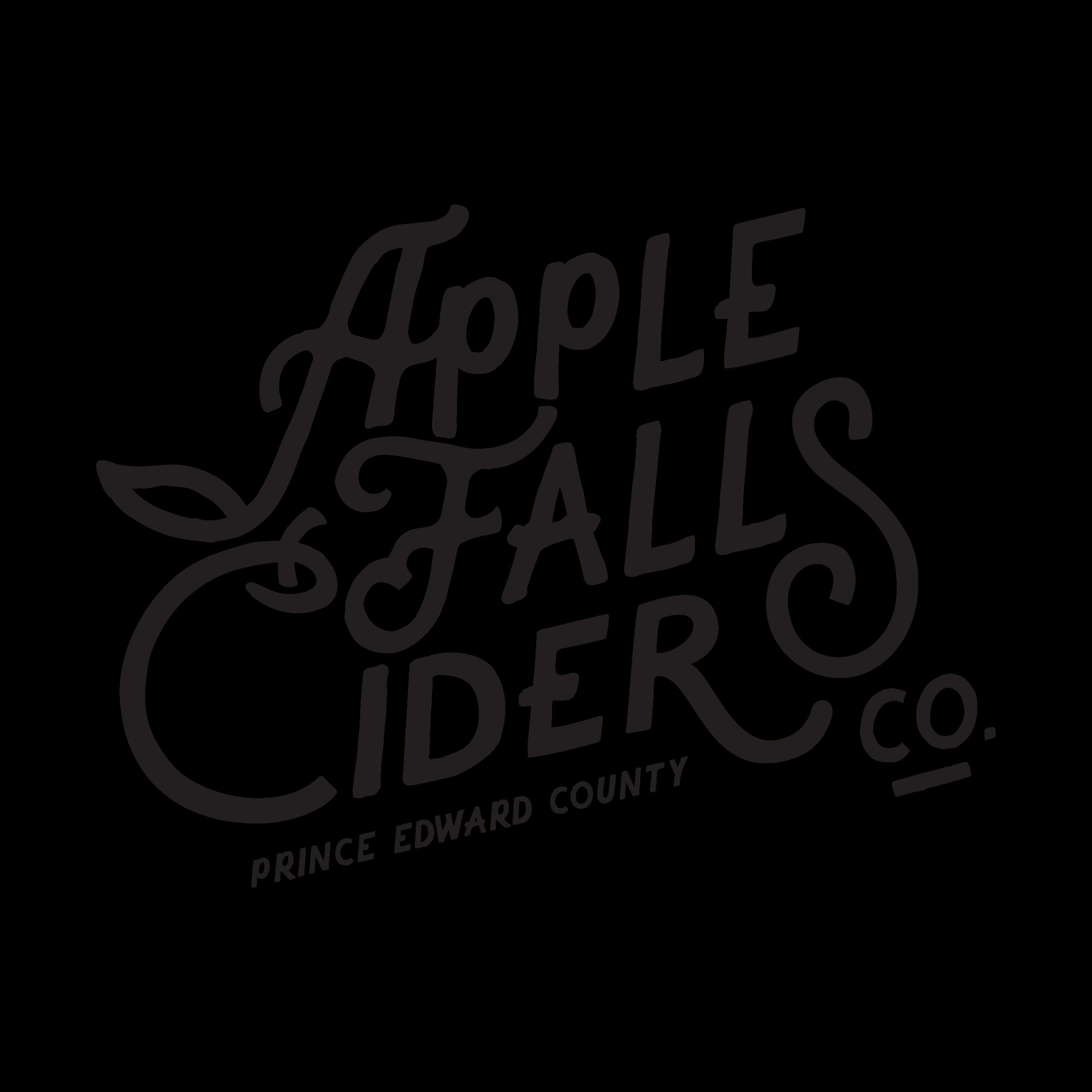 Apple Falls Cider Co. Logo