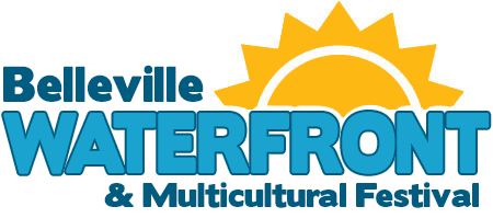 Belleville Waterfront & Multicultural Festival – JULY 2019 Logo