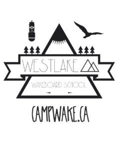 WESTLAKE WAKEBOARD SCHOOL Logo