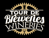 Bike Centric – Tour de Breweries and Wineries Logo