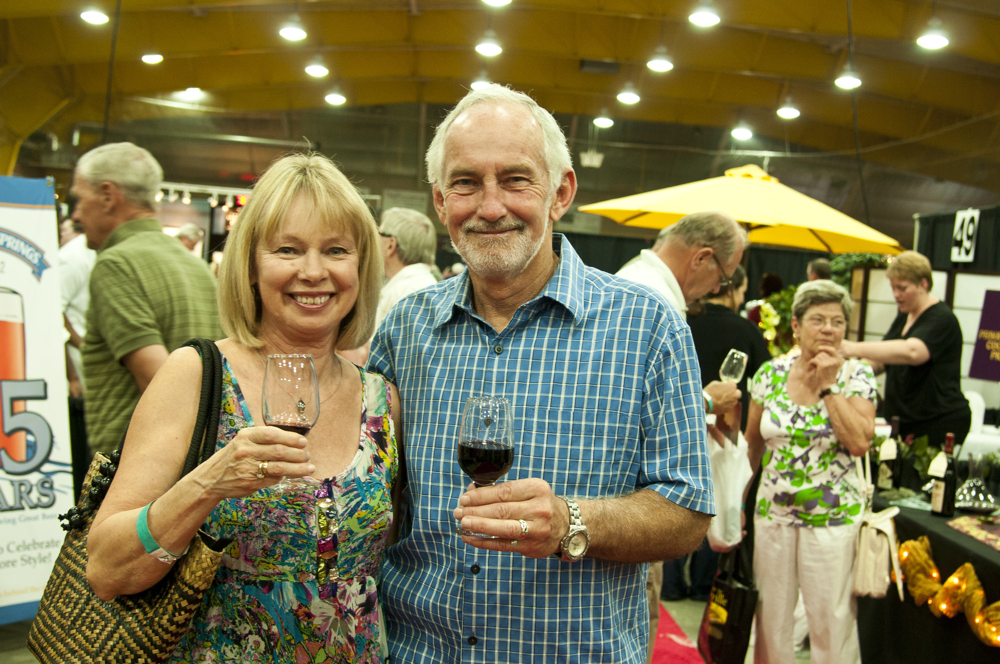 The 1000 Islands Wine & Food Festival in May is always a deliciously good time. (The Great Waterway)