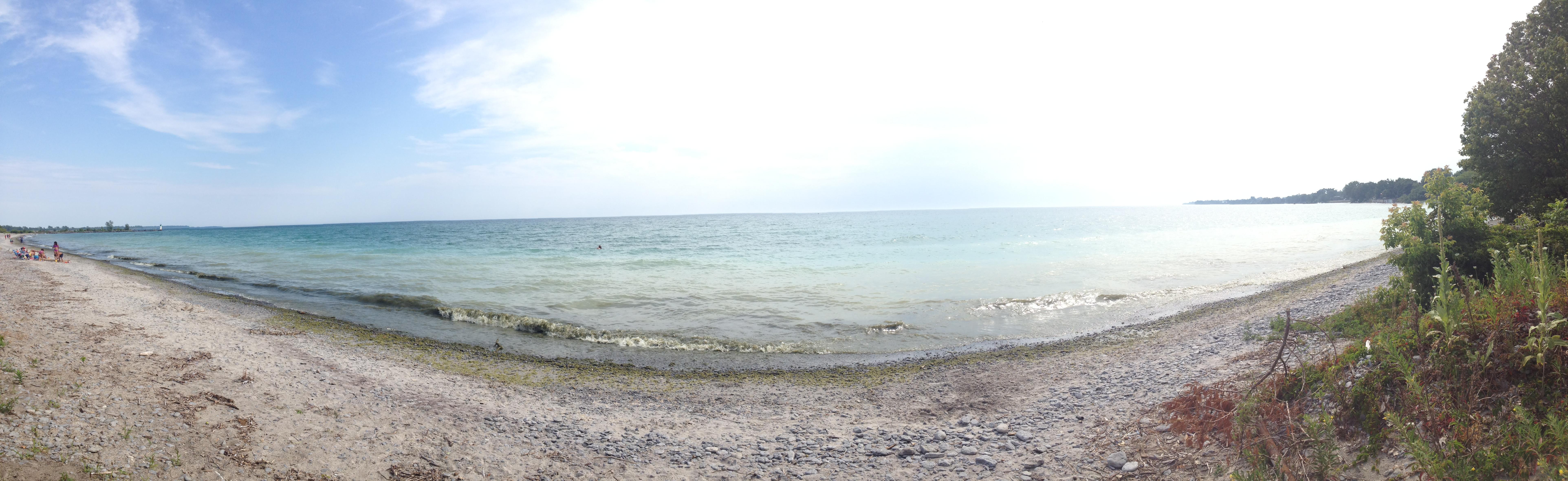 Lake Ontario view