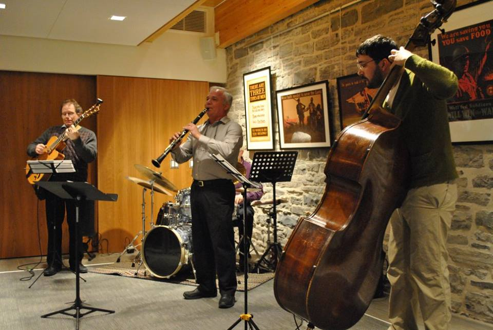 "For a music and museum combo, check out Lennox & Addington Museum's ""Live at the Museum"" events, featuring an assortment of talented musicians from the region playing in various genres. (photo: Lennox & Addington Museum and Archives)"