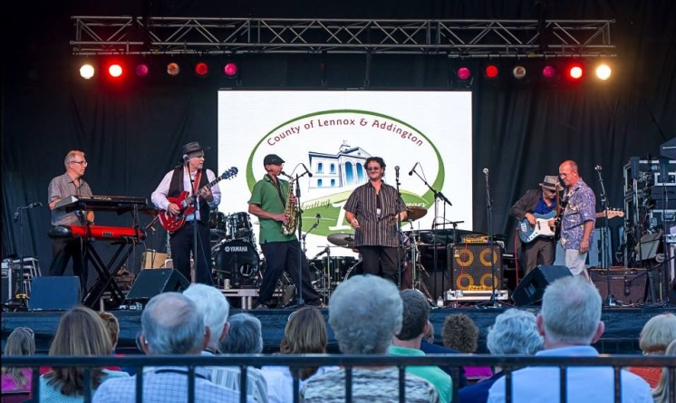 Napanee's Riverfront Festival happens every June. (photo: Lennox & Addington County)