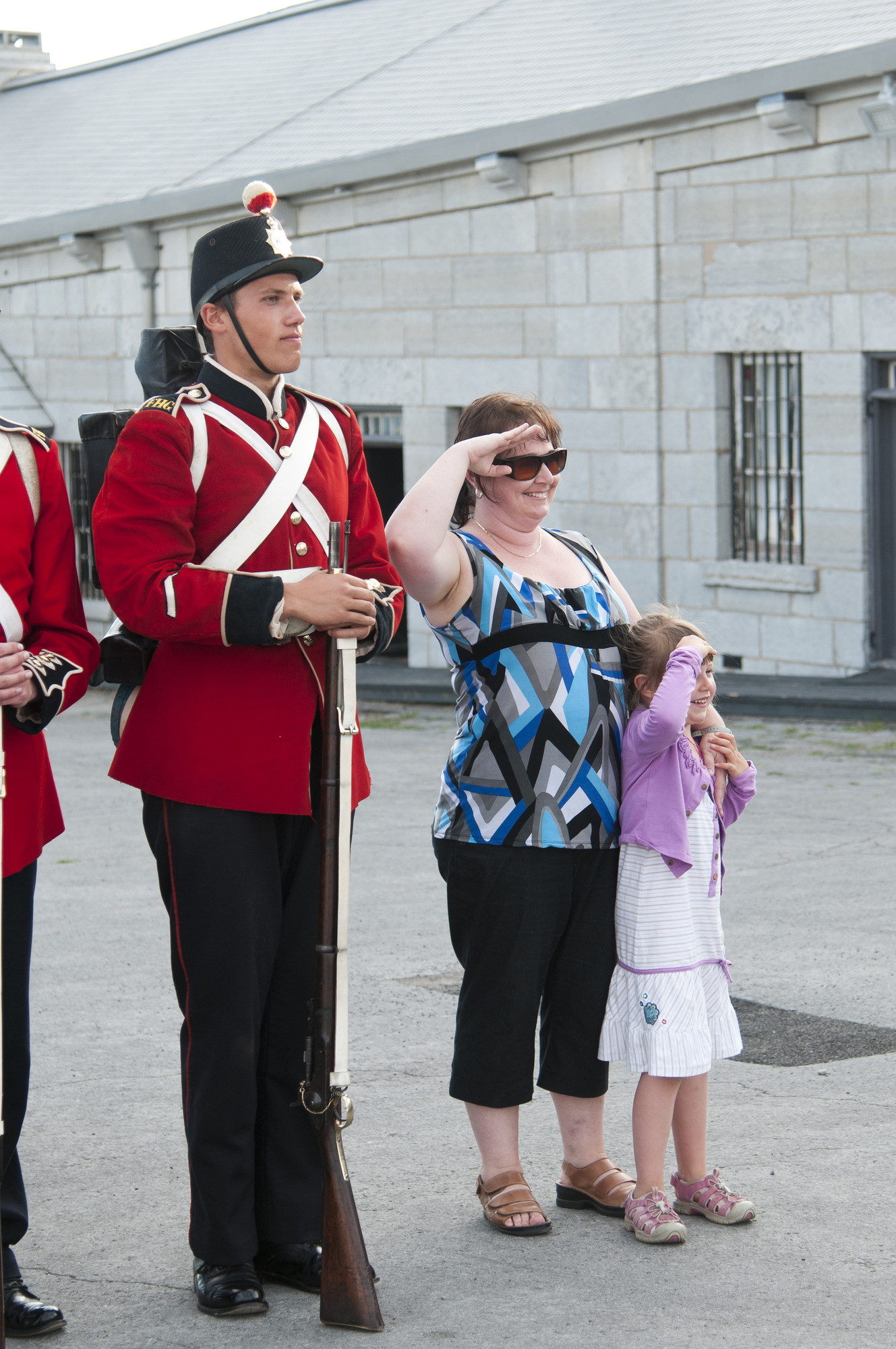 Fort Henry family vacations