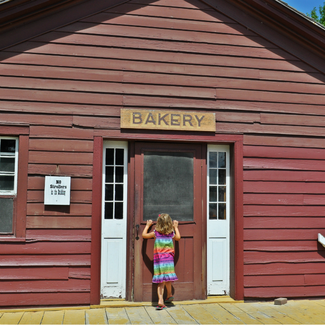 family day trips to Upper Canada Village